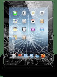 Reparar pantalla iPad Retina