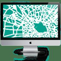 Reparar Cristal iMac