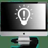 Reparar Iluminación iMac 27