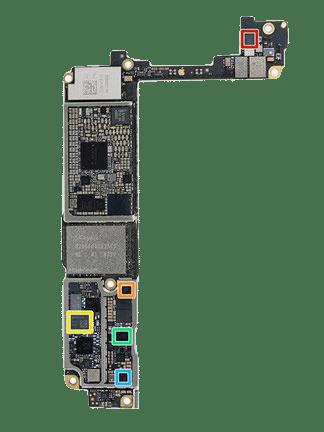 30bb21920d7 Reparar placa base iPhone 6 | ArmiTex - Servei Tècnic Especialitzat ...
