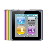 Reparar iPod Nano 6 gen