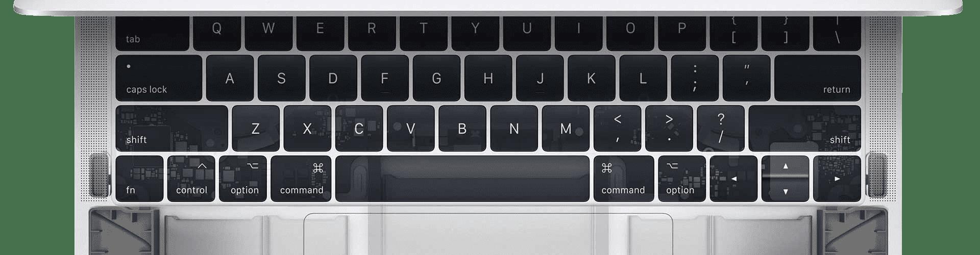 Cambiar teclado Macbook